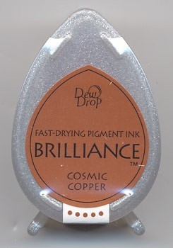 Brilliance Dew Drop Cosmic Copper