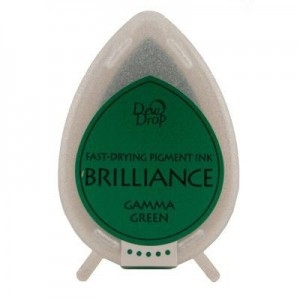 Brilliance Dew Drop Gamma Green