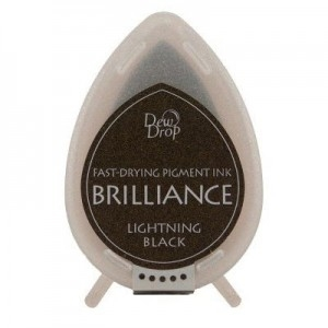Brilliance Dew Drop Lightning Black