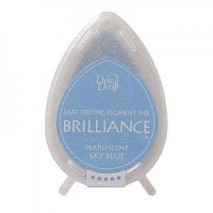Brilliance Dew Drop Sky Blue