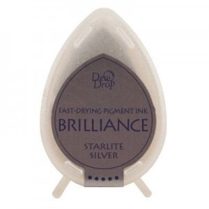 Brilliance Dew Drop Starlight Silver