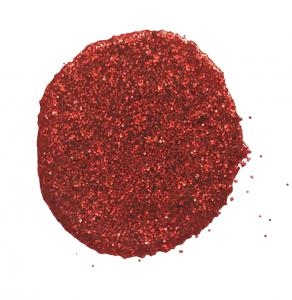 Cosmic Powder Christmas Red Sparkel