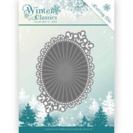 Jeanine´s art die Winter oval